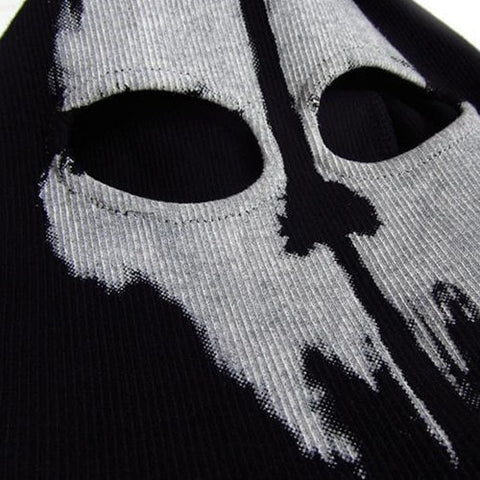 Balaclava Ghost Skull Face Mask