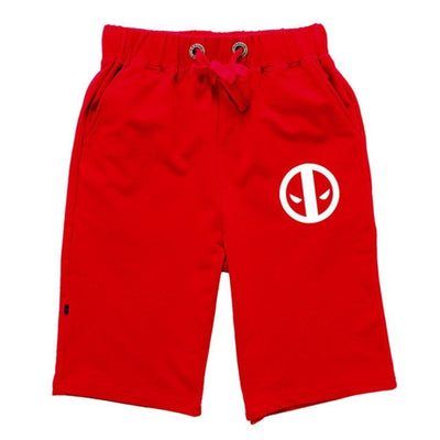 Deadpool Casual Drawstring Shorts - magilook deep cleansing masks