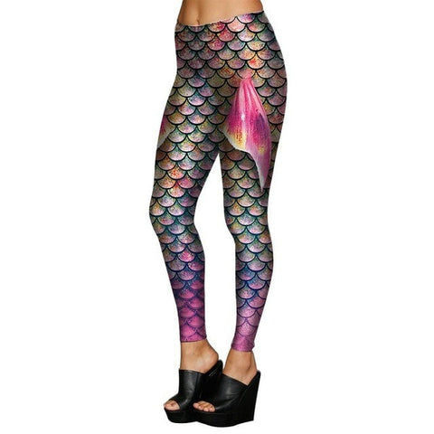 NEW Mermaid Leggings