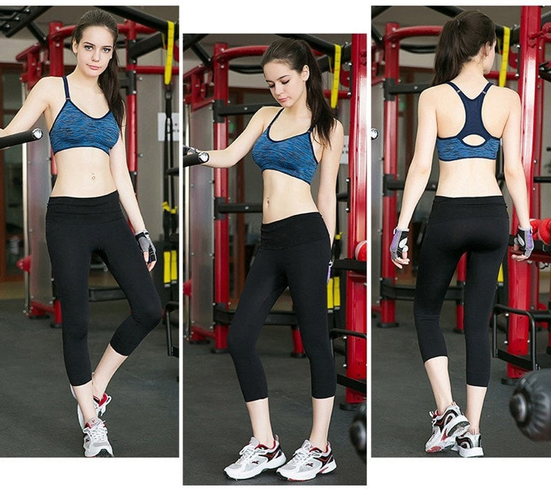 Attack Adjustable Sports Bra