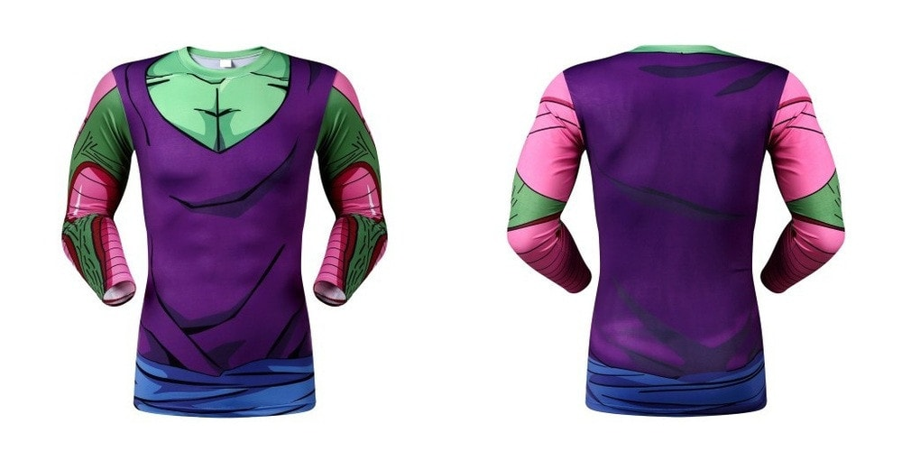 Piccolo Long Sleeve Armor Shirt