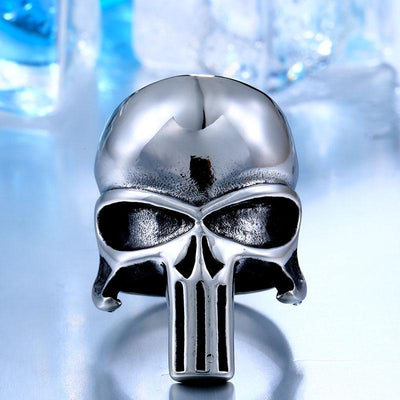 Punisher Skull Ring - magilook deep cleansing masks