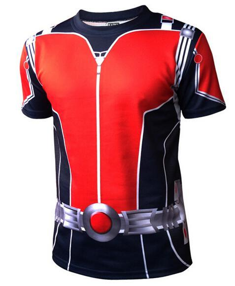 Ant Man Short Sleeve Compression Shirt