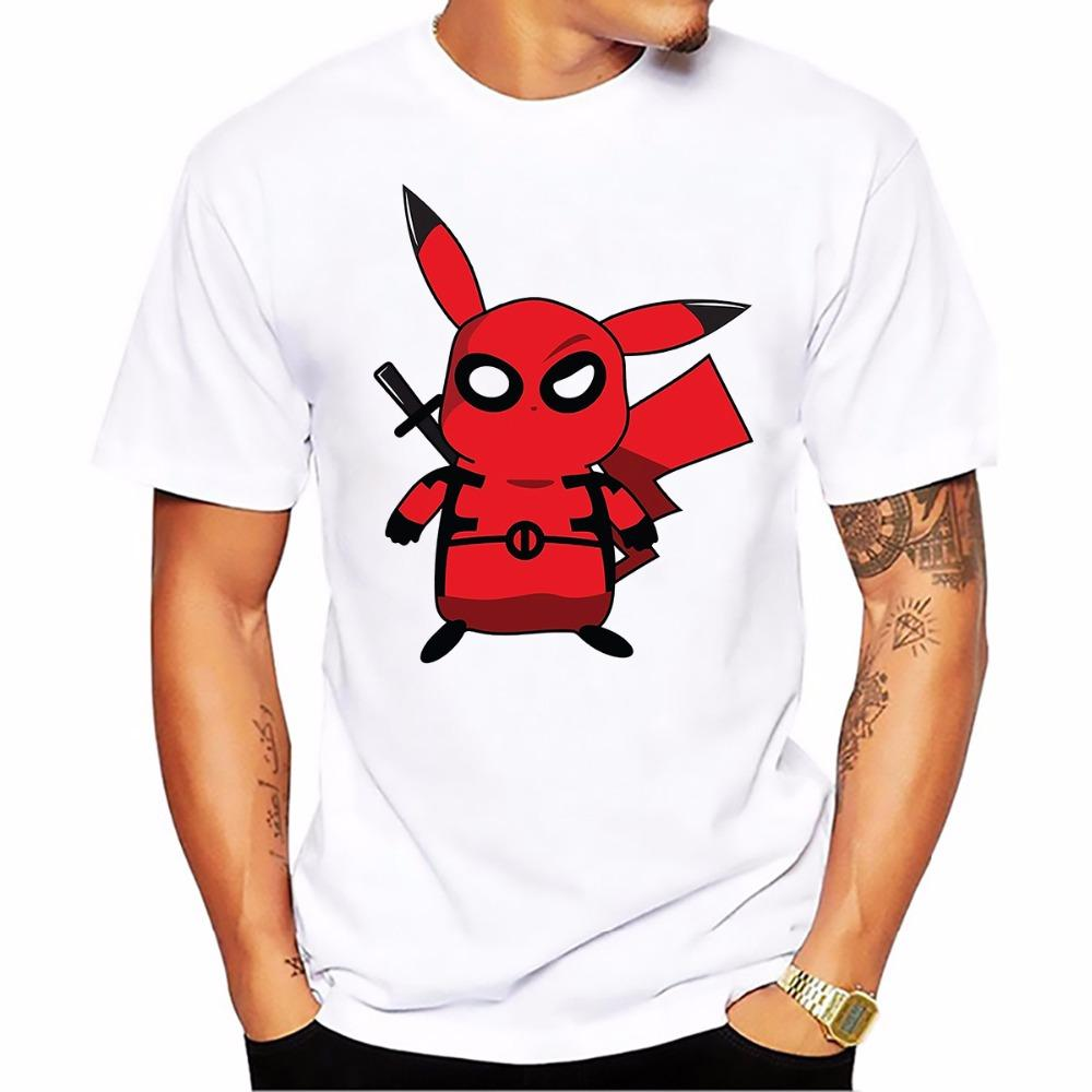 Deadpool Pika Shirt
