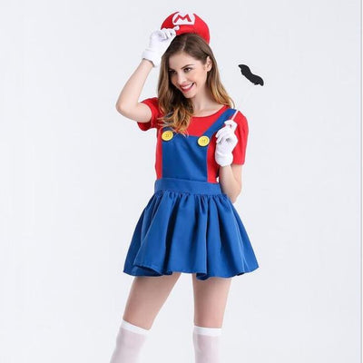 Mario & Luigi Costumes for Women - magilook deep cleansing masks