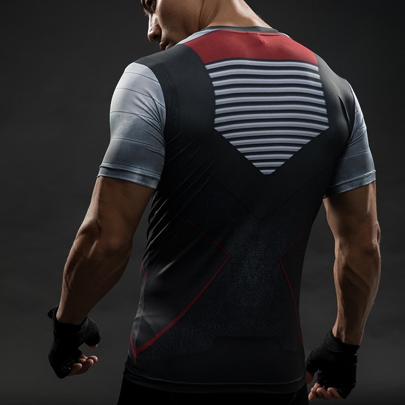 Colossus Compression Shirt - Novelty Force