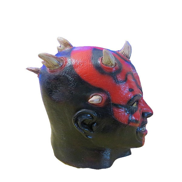 Darth Maul Mask - Novelty Force