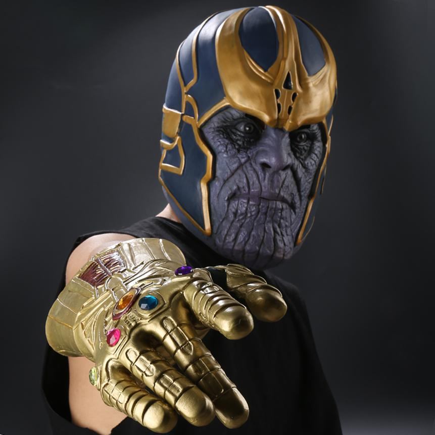 Thanos Infinity Gauntlet Glove Novelty Force