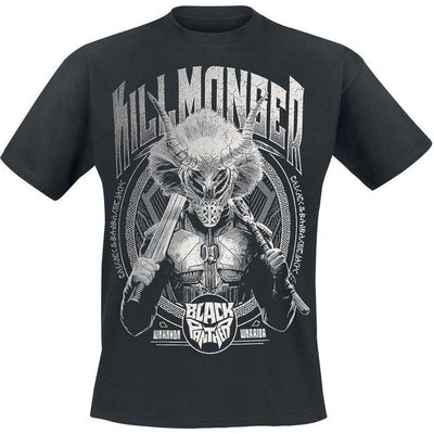 Killmonger Black Panther T-Shirt - magilook deep cleansing masks