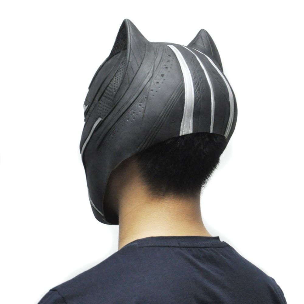 Black Panther Mask - Novelty Force
