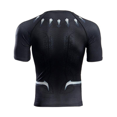 Black Panther Infinity War Compression Shirt - magilook deep cleansing masks