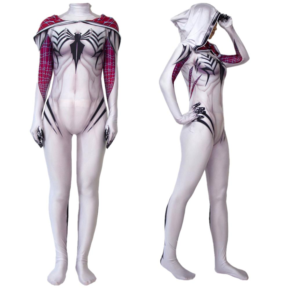 Spider Gwen Full Suit