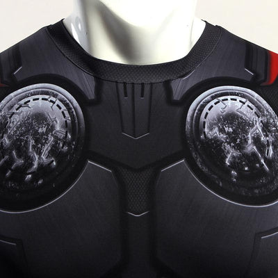 Thor Infinity War Tank Compression Shirt