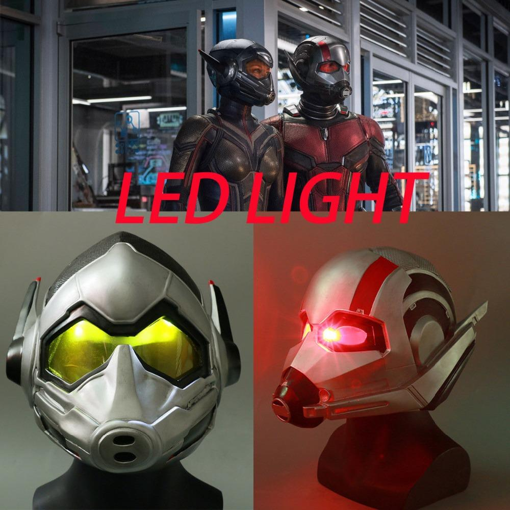 Ant Man/The Wasp LED Helmet
