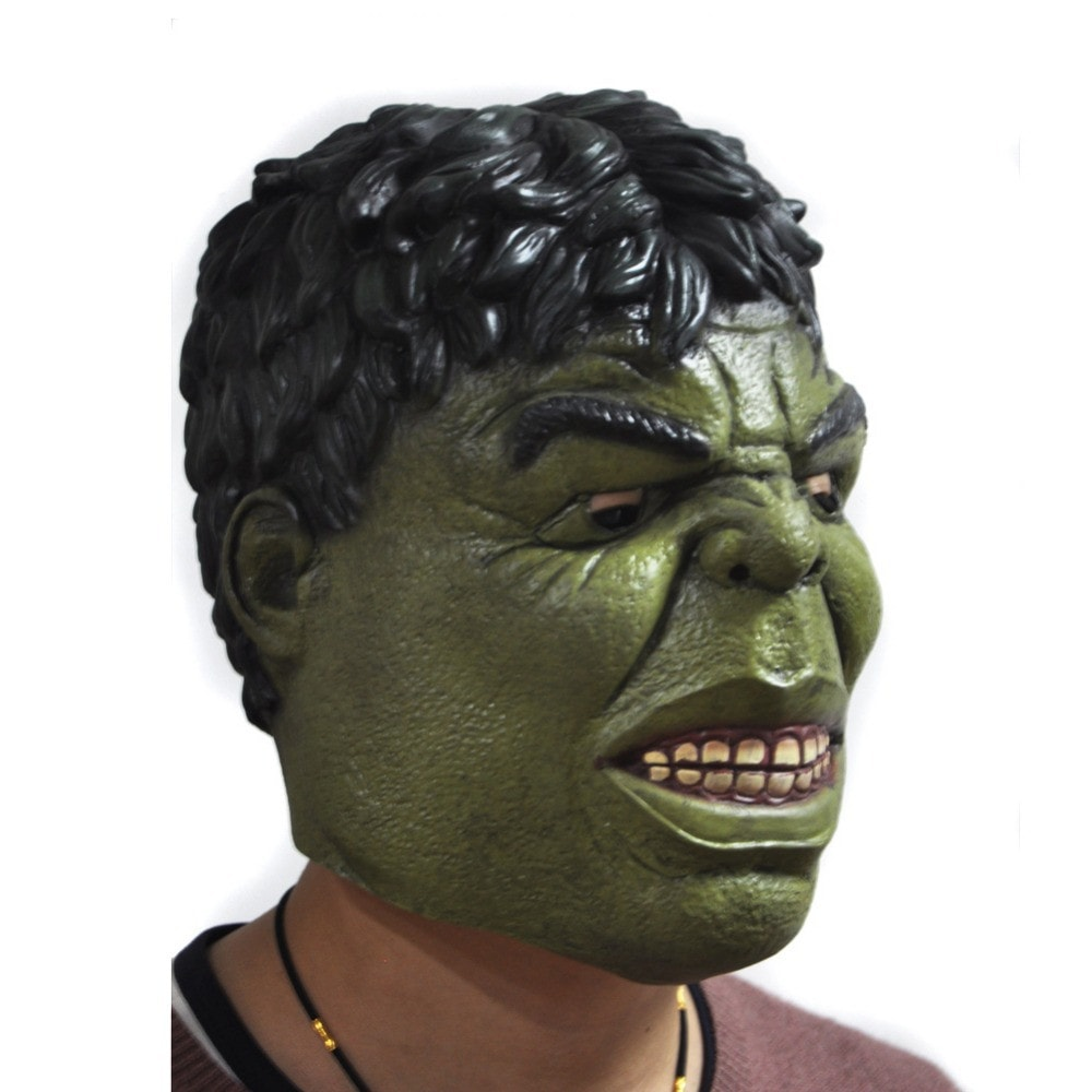 Hulk Mask - Novelty Force