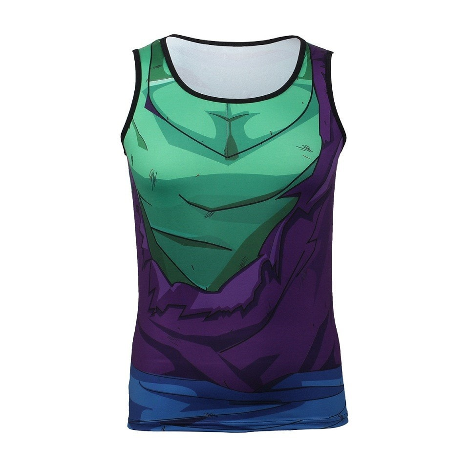 Piccolo Tank Battle Torn Armor - magilook deep cleansing masks