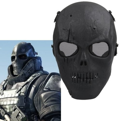 Airsoft Mask Skull Full Protective Mask