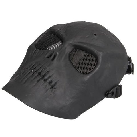 Airsoft Mask Skull Full Protective Mask - Novelty Force
