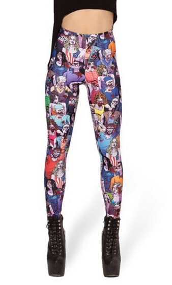 Zombie Collection Fitness Leggings