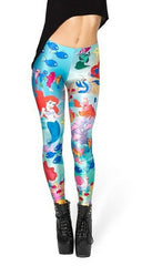 Ariel Fitness Leggings