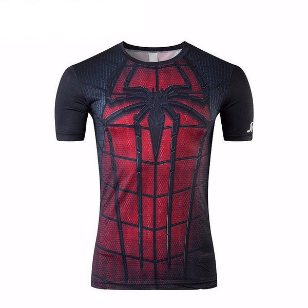 Spiderman Dark Compression Shirt