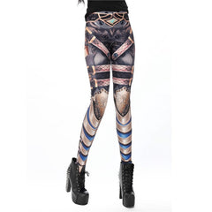 Abstract Armor Fitness Leggings