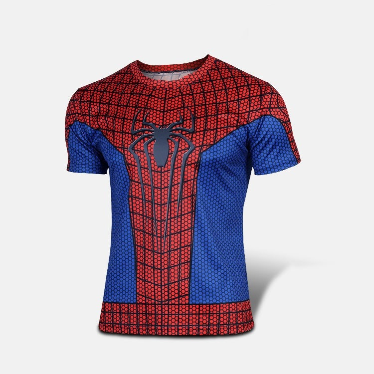 Spiderman 2 Compression Shirt - magilook deep cleansing masks