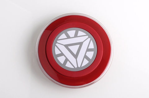 Iron Man Qi Wireless Phone Charger - Novelty Force