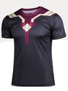The Vision Compression Shirt - Novelty Force