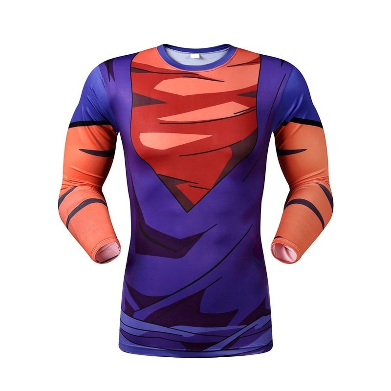 Gohan Long Sleeve Armor Shirt - Novelty Force