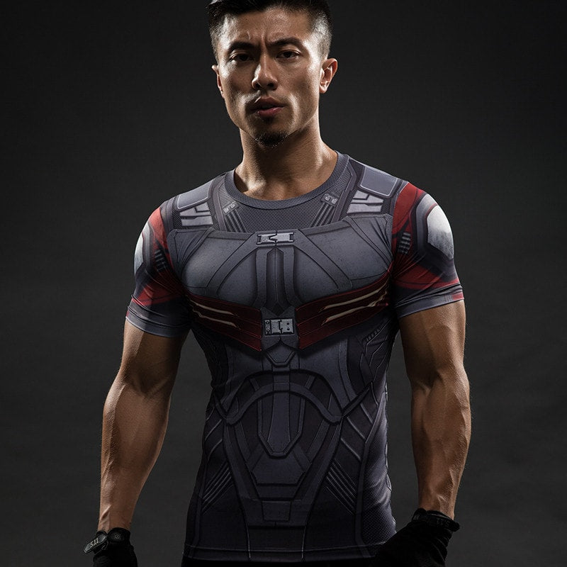 Falcon Compression Shirt - Novelty Force