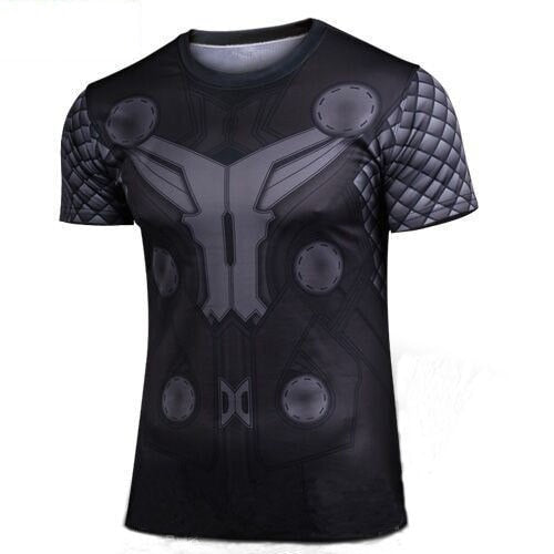 Dark Thor Compression Shirt - Novelty Force