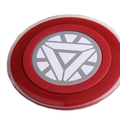 Iron Man Qi Wireless Phone Charger - magilook deep cleansing masks