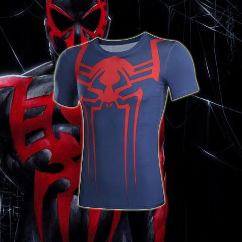 Spiderman 2099 Compression Shirt - Novelty Force