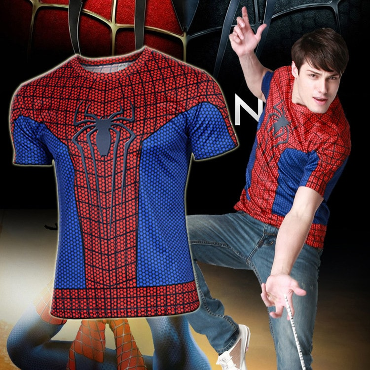 Spiderman 2 Compression Shirt - Novelty Force