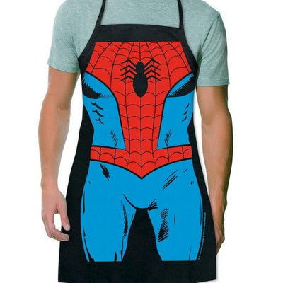 Spiderman Apron - magilook deep cleansing masks