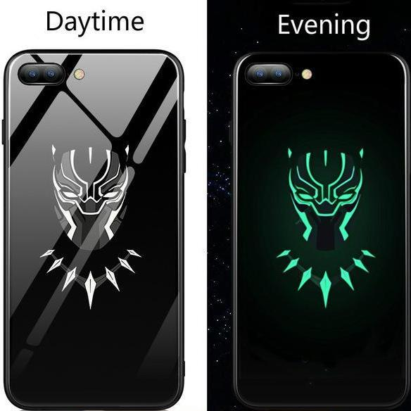 Black Panther Gloss iPhone Case