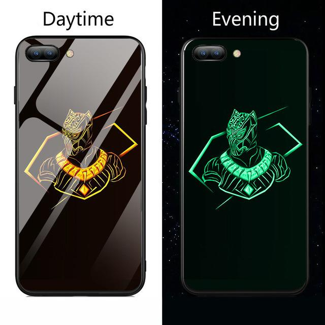 Killmonger Gold Black Panther Gloss iPhone Case - magilook deep cleansing masks