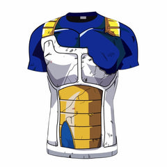 Vegeta Battle Torn Armor