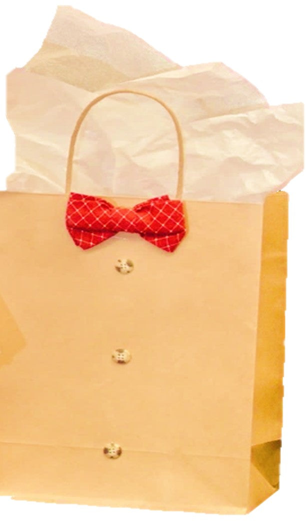 Red Diamond Gift Bag
