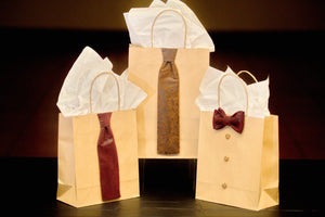 Leatherette Gift Bag Collection