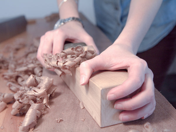 Woodworking Class - Make a Wooden Hand Plane at Allied Wood Shop, Los Angeles California
