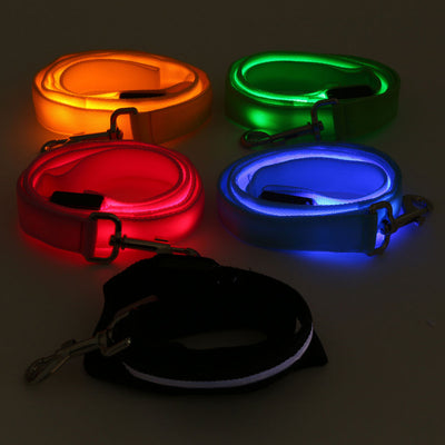 LED Leashes Paw Prime's LED Dog Leash