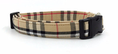 Paw Prime collar / XS The Plaid Collection