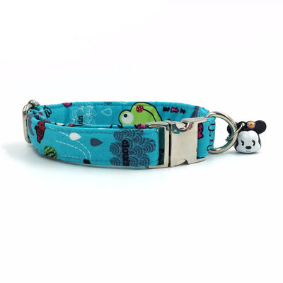Paw Prime Frog / XS Winter Collar Collection