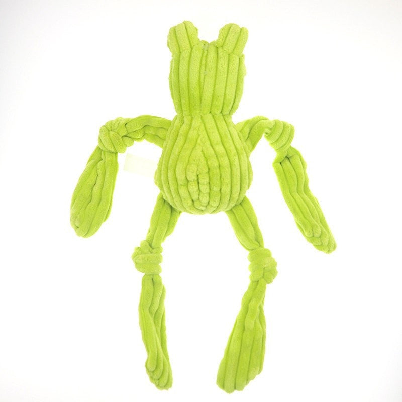 Kermit The Frog Dog Toy