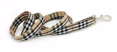 Paw Prime leash / XS The Plaid Collection