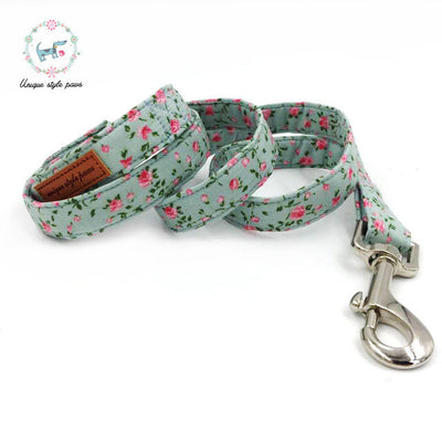Paw Prime leash / XS The Pretty Rose Collection
