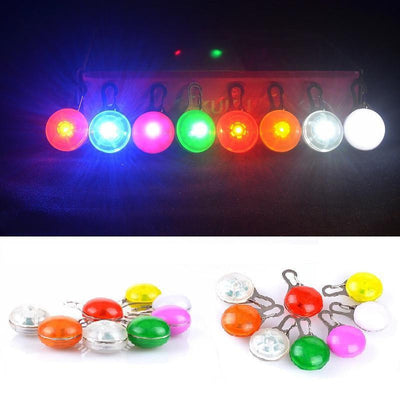 Paw Prime LED Collar Pendant