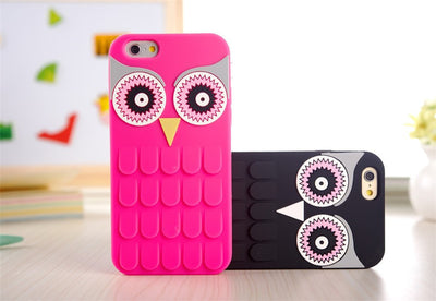 Paw Prime Owl iPhone Case